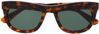 Han Kjobenhavn Cubicle tortoiseshell sunglasses