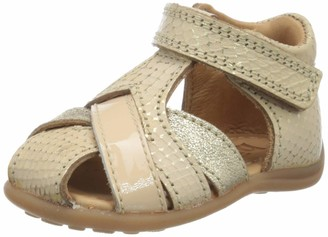 Bisgaard Girls Cheri Closed Toe Sandals