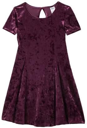 Harper Canyon Velvet Party Dress (Little Girls)