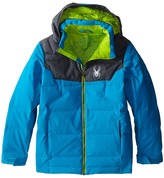 Spyder Clutch Down Jacket (Big Kids)
