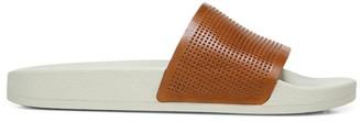 Vince Watley Leather Slide Sandals