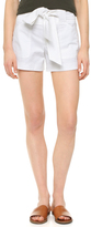 Club Monaco Valencina Bow Shorts