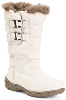 Two Buckle Storm Boots