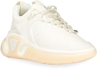 Balmain Men's B Runner Tonal Chunky Sneakers