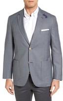 Kroon Men's Bono 2 Classic Fit Check Wool Sport Coat