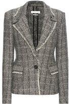 Etoile Isabel Marant Isabel Marant, Étoile Lacy wool and linen-blend tweed jacket