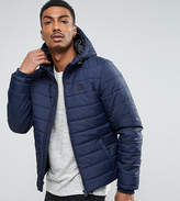 Blend of America Hooded Quilted Jacket