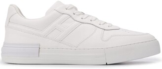 Hogan Low-Top Logo Trainers