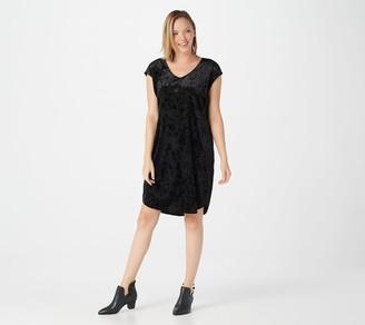 Rachel Hollis Ltd. Velvet Dress