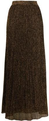 Missoni Pleated High-Waist Skirt