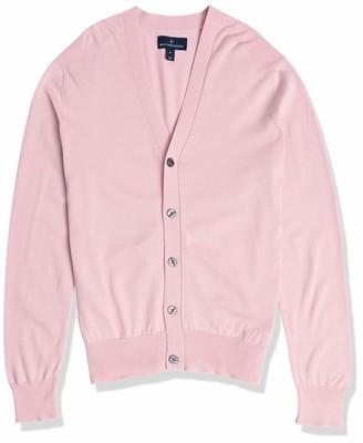 Buttoned Down Men's Standard 100% Supima Cotton Cardigan Sweater