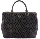 Tory Burch Double Zip Tote