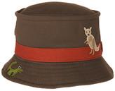 Gymboree Crocodile Kangaroo Bucket Hat
