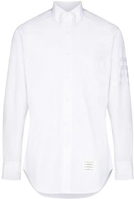 Thom Browne Classic 4-Stripe Formal Shirt