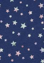 F&F Foil Star Fleece Lined Tights