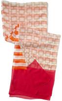 Jonathan Adler Nixon Stripe Oversized Oblong Scarf