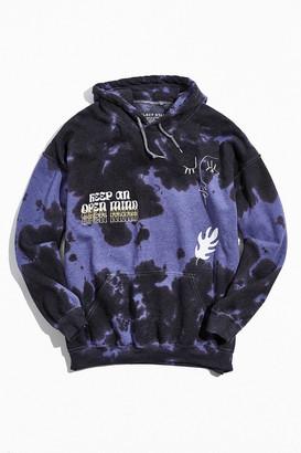 Urban Outfitters Open Mind Tie-Dye Hoodie Sweatshirt
