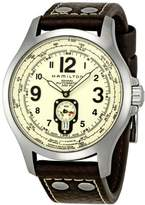 Hamilton Men's H76515523 Khaki Aviation Dial Watch