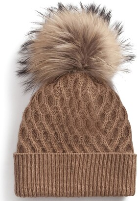 Dolce & Gabbana Cable-Knit Beanie Hat