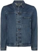 Levi's Men's Line 8 denim trucker jacket