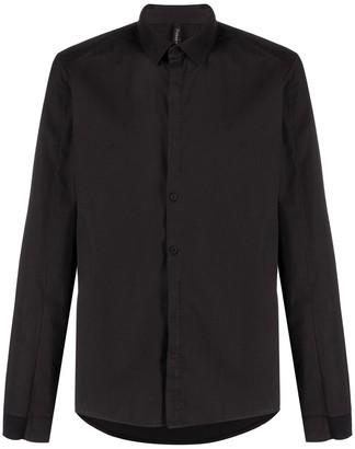 Transit Long-Sleeved Plain Shirt