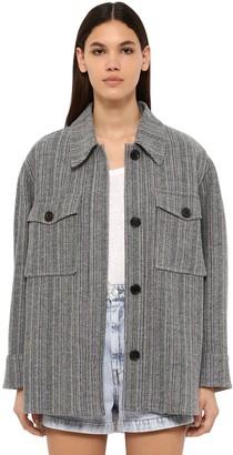 Etoile Isabel Marant Garvey Virgin Wool Jacket