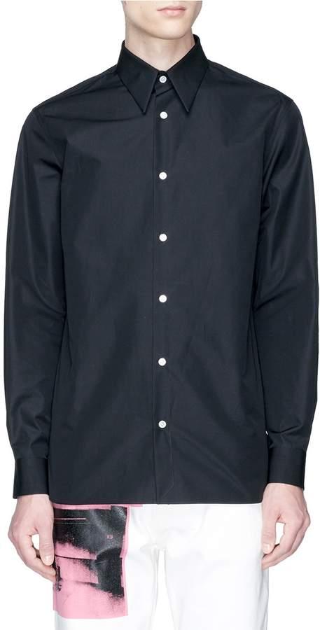 Calvin Klein 'Little Electric Chair' appliqué shirt