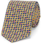 Club Monaco Flower Print Tie