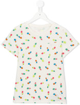 Stella McCartney pineapple print T-shirt - kids - Cotton - 14 yrs