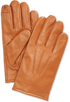 Club Room Gloves, Leather Touchscreen