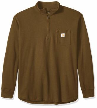 Carhartt Men's Tilden Long Sleeve Half Zip (Regular and Big & Tall Sizes)