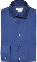 Richard James Textured Selfspot Cotton Shirt