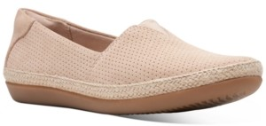 Clarks Collection Women's Danelley Sky Loafers Women's Shoes