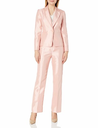 Le Suit LeSuit Women's Shiny 1 Button Pant