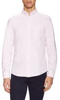 Jack Spade Sheppard Trapunto Solid Oxford Sportshirt