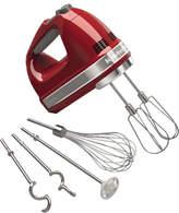 KitchenAid KHM926 Empire Red Hand Mixer