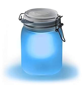 Suck UK Solar Sun Jar - Blue