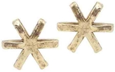 Low Luv x Erin Wasson Women's Cosmo Stud Earrings - Gold