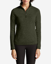 Eddie Bauer Women's Radiator Fleece 1/4-Zip
