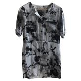 Balmain Silk mini dress