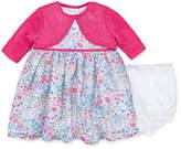 Marmellata Dress With Jacket - Baby Girls