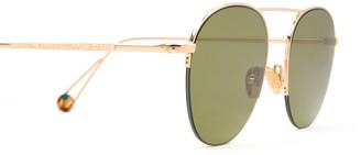 AHLEM Place Wagram Champagne Sunglasses
