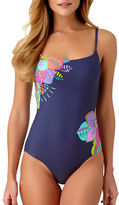 Anne Cole Maillot One-Piece Floral-Printed Swimsuit