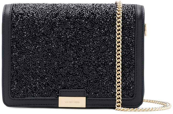beaded Jade crossbody bag - Black Michael Michael Kors LRynb9tKiI