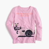 J.Crew Girls' Chihuahua racing T-shirt