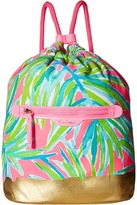 Lilly Pulitzer Beach Backpack Backpack Bags
