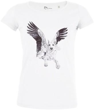 Jane Lee Mccracken Sweet Womens T-Shirt