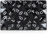 Bao Bao Issey Miyake Lucent numbers clutch