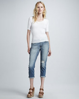 Joe's Jeans The High Water Slouchy Jeans