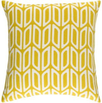 """Artistic Weavers Trudy Nellie 18"""" x 18"""" Pillow (with Down Fill)"""